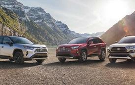 Crossover và SUV chiếm lĩnh triển lãm xe: Đến khi nào sân chơi mới bão hòa?