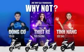 Mổ xẻ 3 lợi thế làm nên tên tuổi của xe tay ga Yamaha