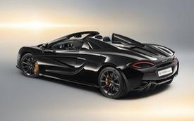 Chỉ 5 chiếc McLaren 570S Spider Design Edition được sản xuất, người có tiền chưa chắc đã mua được