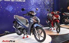 Chi tiết Honda Future 2018 giá từ 30,2 triệu, xe số đầu tiên trang bị đèn pha LED tại Việt Nam