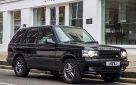 Đây là 3 chiếc Range Rover hiếm bậc nhất thế giới