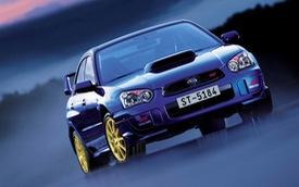 Subaru kỷ niệm sinh nhật lần thứ 30 cho STI: Thế lực trong làng xe đua