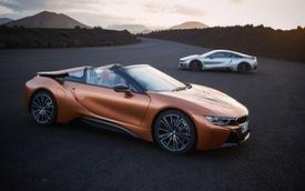 """BMW """"cứu vớt"""" i8 bằng các phiên bản đặc biệt"""