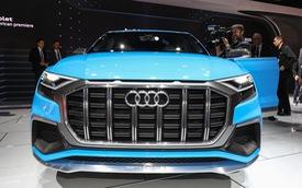 Học theo BMW và Mercedes-Benz, Audi bỏ triển lãm danh tiếng