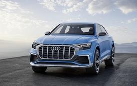 Biết gì về Audi Q8 ra mắt trong tháng sau?