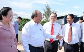 Thủ tướng đề nghị các bộ, ngành, TP Hải Phòng tạo điều kiện cho thương hiệu VINFAST thành công