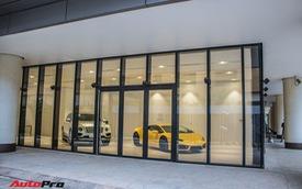 Khám phá showroom Lamborghini và Bentley chính hãng chuẩn bị khai trương tại Sài Gòn