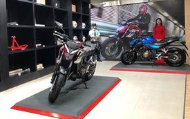 Honda khai trương đại lý, mở bán hàng loạt mô tô phân khối lớn tại Việt Nam