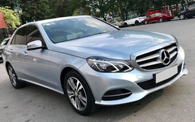 Mercedes-Benz E250 đi 42.000km được rao bán lại giá chỉ 1,46 tỷ đồng