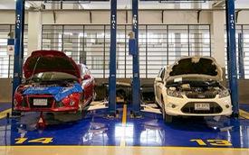 Lỗi hộp số Powershift - Khủng hoảng ngày càng lan rộng của Ford