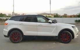 Dân chơi Việt chi trên trăm triệu đồng để độ đồ Land Rover xịn cho xe Trung Quốc Zotye Z8