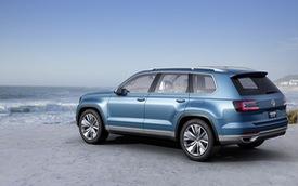 Volkswagen lại sắp ra thêm SUV mới, lần này là bản coupe hóa của Tiguan