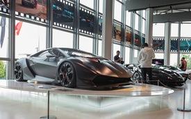 Đại lộ danh vọng dành cho siêu xe Lamborghini từng xuất hiện trên màn ảnh Hollywood
