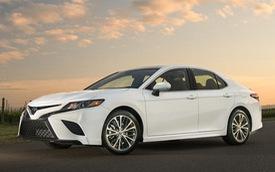 Những dòng ô tô bán chạy nhất tại 10 thị trường hàng đầu thế giới
