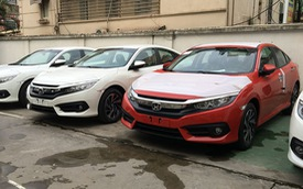 Lô xe nhập miễn thuế vừa về, Honda Việt Nam đắt khách chưa từng có