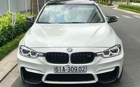 BMW 330i 2016 độ khủng của dân chơi Bình Dương rao bán lại giá 1,55 tỷ đồng