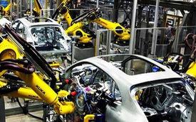 Đây mới là cách mạng 4.0: Tại nhà máy 30.000 robot cùng hoạt động, cứ 50 giây lắp xong 1 xe ô tô