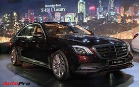 Bỏ thêm 560 triệu đồng, người dùng Mercedes-Benz S 450 L Luxury nhận được thêm gì so với bản tiêu chuẩn?