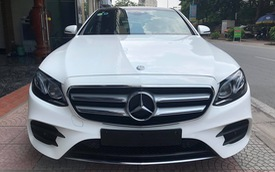 Mercedes-Benz E300 AMG 2017 sử dụng 1 năm lỗ hơn nửa tỷ đồng