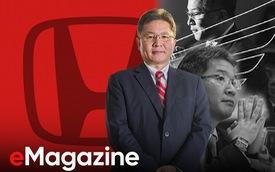 'Sếp' Honda Việt Nam tròn một năm ngồi ghế nóng: Thị trường xe máy, ô tô Việt vẫn còn tiềm năng