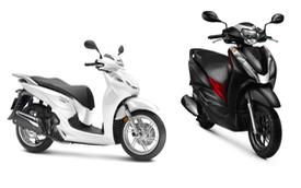 Honda LEAD thêm màu, giữ giá, SH300i lên đồ chơi ô tô, tăng giá tại Việt Nam