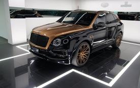 """Bentley Bentayga sắp có bản Speed cao cấp nhất từ trước tới nay để """"át"""" Lamborghini Urus"""