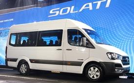 Hyundai Solati thay nhà phân phối, giảm 110 triệu đồng để đấu Ford Transit tại Việt Nam