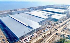 3 tháng nữa tới Paris Motor Show, Vingroup đã chuẩn bị được gì ở nhà máy VINFAST?
