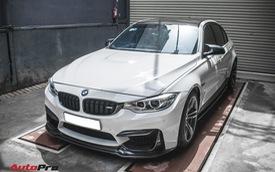 Đại gia sở hữu những siêu xe hàng độc độ gói carbon chất chơi cho BMW M3