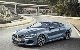 Ra mắt BMW 8-Series: Đỉnh cao xe hạng sang của BMW
