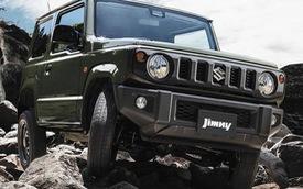 """Chán úp mở, Suzuki chính thức tung ảnh Jimny – """"tiểu G-Class"""" tới từ Nhật Bản"""