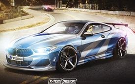 Đây là BMW 8-Series nhưng với cấu hình mui trần, Gran Coupe, GTS và… bán tải