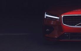 Volvo S60 2019 trình làng teaser cuối cùng trước ngày ra mắt
