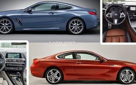 BMW 8-Series mới khác biệt với 6-Series về thiết kế ra sao?