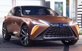 Lexus dự định làm gì với nhóm tên LM?