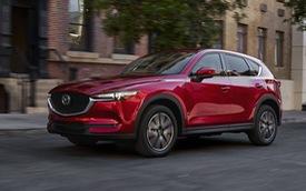 Mazda CX-5 tính dùng động cơ 2.5L tăng áp - Áp lực lên Honda CR-V