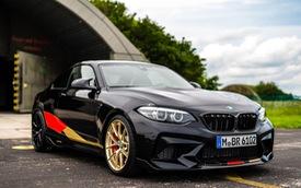 """BMW """"phát sốt"""" vì World Cup, ra mắt M2 đặc biệt cổ vũ tuyển Đức"""