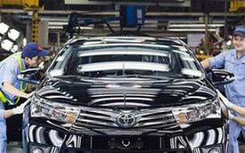 Toyota Việt Nam tiếp tục đề xuất Chính phủ ưu đãi để duy trì sản xuất trong nước