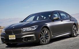 BMW đăng ký bản quyền 3 bản M thể thao mới cho 3-Series, 6-Series và 7-Series