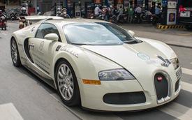 Chỉ riêng chiếc Bugatti Veyron đã ngốn hết ngần này tiền xăng của ông chủ cafe Trung Nguyên