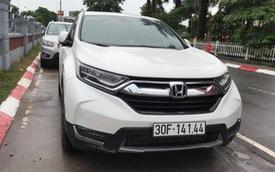 Honda CR-V đi chán chê 2 tháng vẫn giữ giá - Thực trạng khi nguồn hàng cạn kiệt