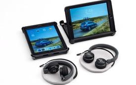 Subaru bán... iPad rẻ hơn Apple