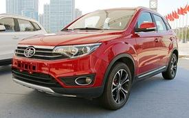 Bộ đôi crossover Trung Quốc giá rẻ dáng như xe Đức, cùng phân khúc Honda CR-V xuất hiện tại Việt Nam