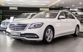 Khám phá Mercedes-Benz S 450 L 2018 tại đại lý trước ngày chính thức ra mắt khách Việt