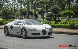 Bugatti Veyron có thể được đưa lên xe kéo để về đích trong hành trình xuyên Việt