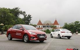 Hyundai Accent cháy hàng, lật đổ Honda City trong cuộc đua doanh số