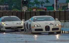 Bugatti của ông Đặng Lê Nguyên Vũ đã trèo đèo, vượt hàng ngàn km từ TP. HCM ra tới Hà Nội như thế nào?