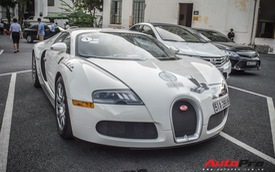 Bugatti Veyron chính thức dừng hành trình xuyên Việt, sắp lên xe chuyên dụng để về Sài Gòn bảo dưỡng