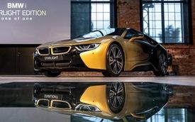 BMW tung bản đặc biệt cho i3 và i8 dát vàng 24 carat