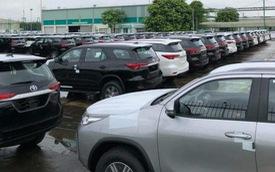Ford Everest mới vừa lộ diện, đối thủ Toyota Fortuner 2018 đã được thông quan, sẵn sàng cho ngày mở bán
